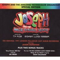 Joseph and the Amazing Technicolour Dreamcoat - Special Edition [CD]