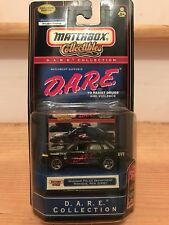 MATCHBOX D.A.R.E DARE COLLECTION FORD CROWN VICTORIA WANAQUE POLICE