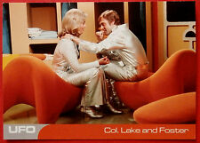 UFO - Card #42 - Colonel Lake and Foster - Unstoppable Cards Ltd 2016