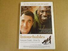 DVD / INTOUCHABLES ( FRANCOIS CLUZET, OMAR SY )