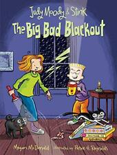 Judy Moody and Stink: The Big Bad Blackout by McDonald, Megan   Paperback Book  