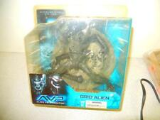 ACTION FIGURE -MCFARLANE-SPAWN - ALIEN VS. PREDATOR- GRID ALIEN - MINT - JD