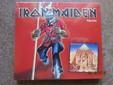 Iron Maiden - Powerslave CD RCMP Sealed Dudley Do-Right Disney Canada RARE