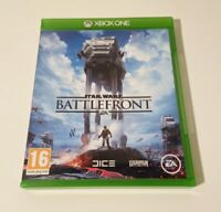 Star Wars Battlefront : Microsoft Xbox One EA Video Game - *SUPER FAST POST*