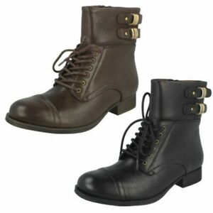 Ladies Clarks Casual Boots 'Mimic Play'