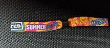 McBusted Summer Shows Adjustable Wristband Concert Bracelet Tour 2014