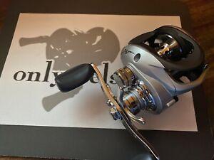 Bass Pro Shop Tourney Special Left Handed Retrieve Bait Casting Reel 6:6:1