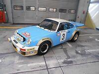 PORSCHE 911 Carrera RS 3.0 Rallye Monte Carlo 1978 #3 Nicolas Winner IXO A 1:18