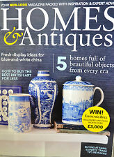 HOMES & ANTIQUES MAGAZINE - MAY 2015
