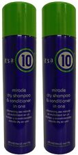 It's a 10 - Miracle Dry Shampoo & Conditioner in One 6oz (Pack of 2)