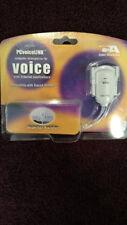 PCvoiceLINK, Cyber Acoustics, CVL 1101, computer microphone for voice