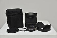 New listing Sigma Dg 24-105mm f/4 Hsm Dg Os Aspherical Lens For Nikon