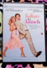 Failure to Launch DVD - Matthew McConaughey, Sarah Jessica Parker