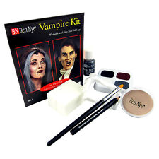 Ben Nye Vampire Kit Character Theatrical Stage Makeup HK-1