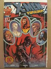 X-Men Forever #1 Marvel 2001 Dynamic Forces DF Exclusive Variant Cover 0219/3000