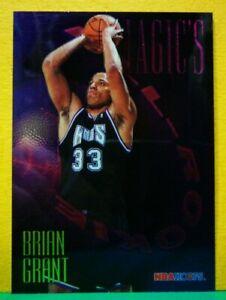 Brian Grant card Magic's All-Rookie Foil 94-95 Hoops #FAR-7