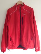 """Muddy Fox Red Cycling Jacket Size L 44"""" Chest"""
