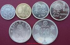 Jahr 1982 Münzen Aus Spanien Vor Euro Einführung Günstig Kaufen Ebay