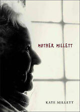 Mother Millett, Very Good Condition Book, Millet, Kate, ISBN 9781859843994