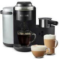 Keurig K-Cafe Coffee, Single Serve K-Cup Pod Coffee, Latte & Cappuccino Maker rb