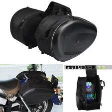 Universal Motorcycle Pannier Bag Helmet Luggage Luggage Saddle Travel Side Box