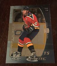 Wayne Gretzky1999-00 UD Pavel Bure Element Of The Game Insert #EG8 Card