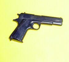 """21st CENTURY TOYS GI JOE BLACK HAND GUN FOR 12"""" ACTION FIGURES"""