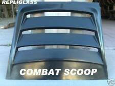 COMBAT BONNET SCOOP UNIVERSAL CAN BE GRAFTED OR BONDED TO MOST BONNETS