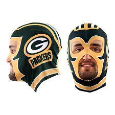 NFL Green Bay Packers Fan Mask Wrestling