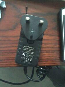 5V 3A Mains Adapter 2.1mm DC PSU UK Power Supply