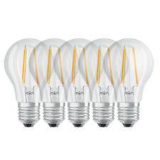 Osram LED Birnenlampe Base Filament 7W (60W) E27 827 300° NODIM klar 5er Pack
