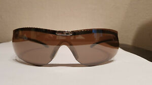 Adidas a152 Sonnenbrille evil eye chrome Größe L NEU Golf Rad LST-Gläser