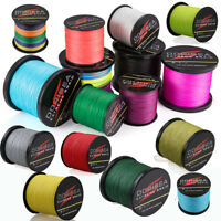 Dorisea 100M~2000M 100% PE Super Strong Dyneema Fishing Line 130LB~300LB