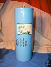 RELIANCE ELECTRIC 600442-14A CAPACITOR 3000MFD NEW