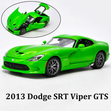 2013 Dodge SRT Viper GTS Alloy 1/18 Diecast Car Model Gift Collection by Maisto
