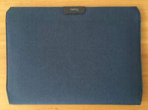 "Bellroy Laptop Sleeve, Marine Blue, 13"""