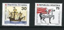 Europa cept 1992 Kroatië 209-210 - MNH