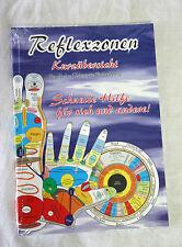 Reflexzonen Kurzübersicht Schnelle Hilfe  von Tanja Aeckersberg (2007) Neu