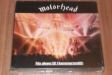 Motörhead – No Sleep 'til Hammersmith (2008) (2xCD) (0602517855755) (Neu+OVP)