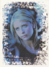 BUFFY  REFLECTIONS P1  PROMO CARD BY INKWORKS