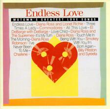 Endless Love - Motown's Greatest Love Songs (CD-Album MOTOWN) 1986