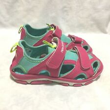 New Balance Sport Sandals Pink Size 12 Child Toddler Girl