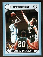 MICHAEL JORDAN 1990 North Carolina Tar Heels NCAA Coca-Cola #61 Bulls UNC NM