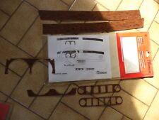 n°eu9 habillage bois tableau bord austin rover mini 1301149 neuf