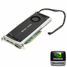 Apple Mac Pro nVidia Quadro 4000 2GB Graphics Video Card Dual DVI 2008-2012