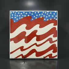 Stars Stripes Old Glory Usa Flag Tile Trivet