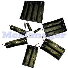 18650 Serial/Parallel Battery Holders For Rechargable 3.7V 1;2;3;4 Batteries