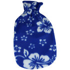Acqua Sapone Blue Orchid Fleece Plushie Cover for 2l Fashy Bottle (bottle not in