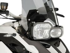 PUIG Headlight Protector for 2008 BMW F800GS 8123W 561-08123