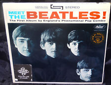 Beatles Meet The Beatles Sealed Vinyl Record Lp USA 1968 Capitol ST 2047 Promo